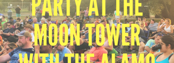 Party At The Moon Tower with Rolling Roadshow? Think You Should Go!
